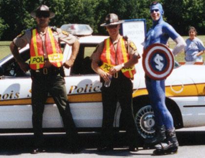 Captain Corporate America