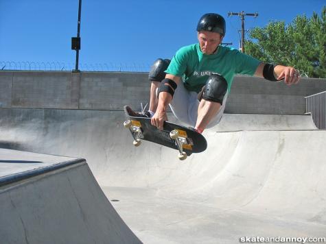 Calvary Skatepark