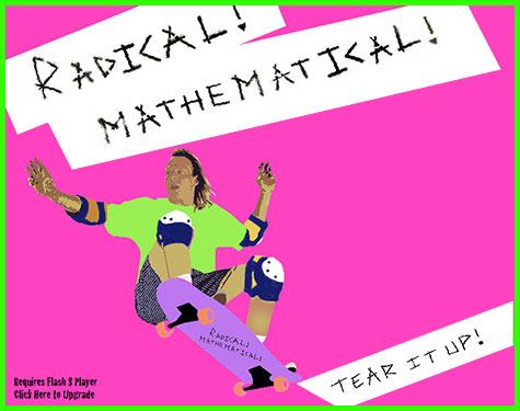 Radical Mathematical at Tranny Whiskers