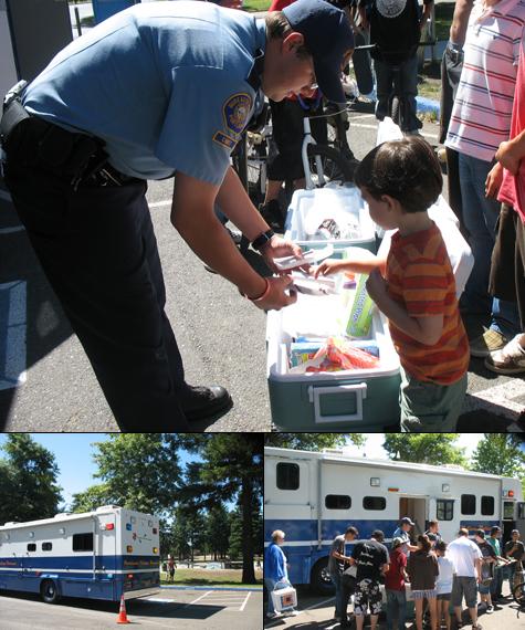 Ice cream police