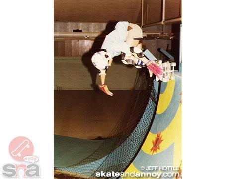 Mike Marino - Skateball