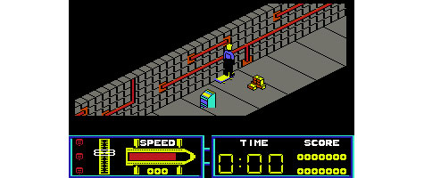 Cheap Skate for the Commodore 64