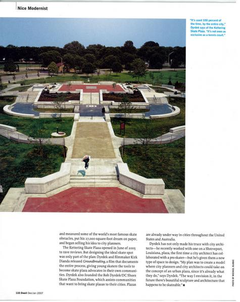 Rob Dyrdek in Dwell Magazine