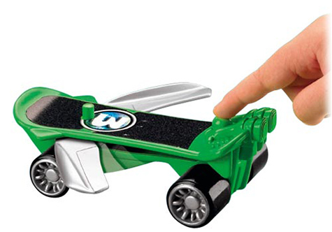 Earth Ace Skateboard