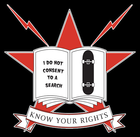 know your skate rights