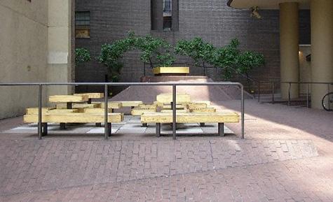 New York street spot
