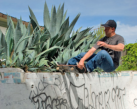 Royce Nelson in San Pablo