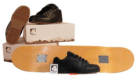 4 Size magnet skate