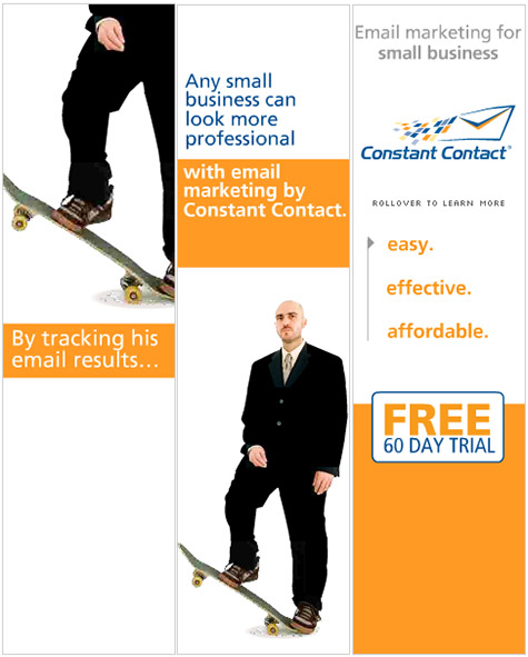 Constant Contact Advert