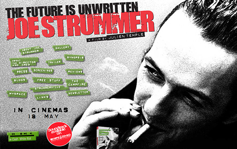 Strummer: The Future is Unwritten