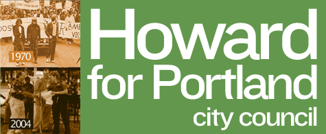 Howard for Portland