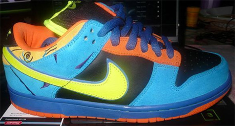 Nike Skate Or Die Dunk SB Low