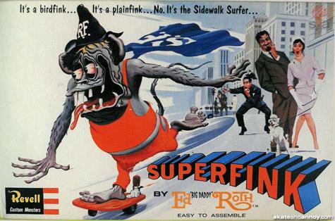 Original Superfink Model