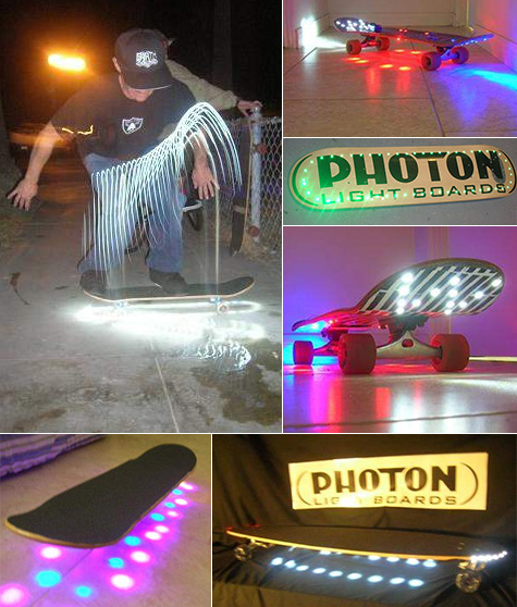 Photon Light Boards