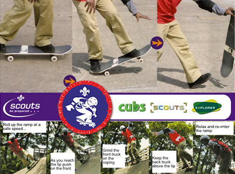 Street Sports activity badge