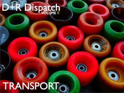 DR dispatch cov