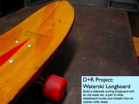 DR dispatch - longboard