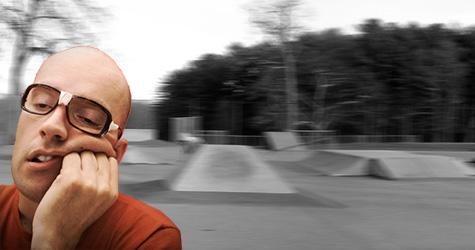 Eggheads on skateboarding