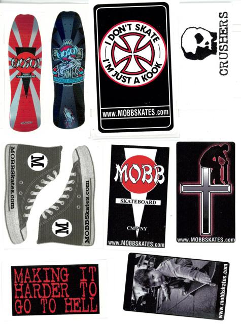 Mobb Skates
