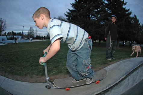 kid- pier park