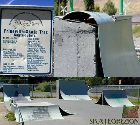 Prineville on SkateOregon