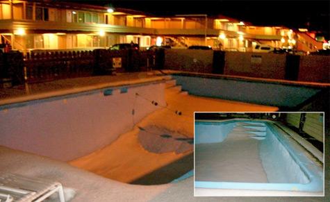 Bozeman Snow Pool