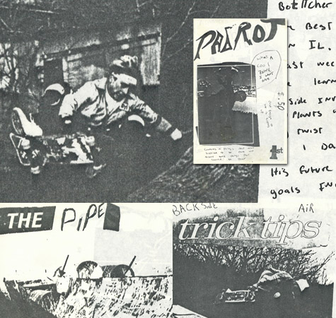 80's Zine Archives - Pad Rot #1