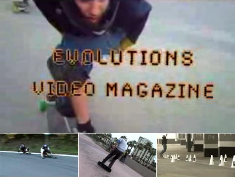 Evolutions Video Magazine Preview