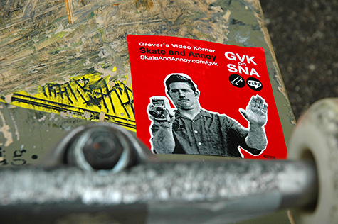 GVK stickers