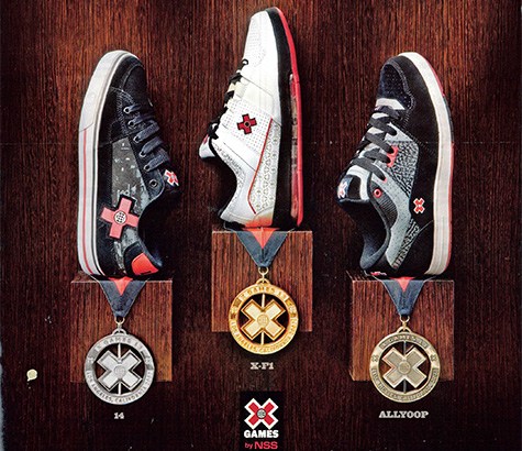X Games Shoes