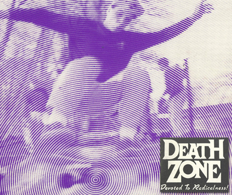 Death Zone zine from Germany