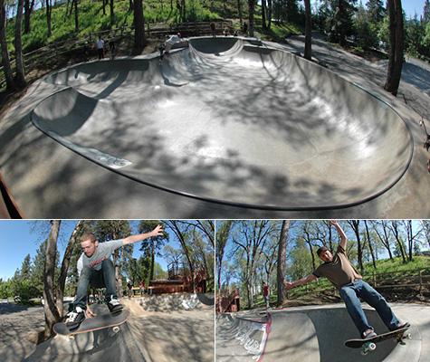 Hood River skatepark