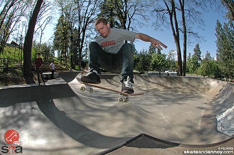 Hood River - Shane Bell