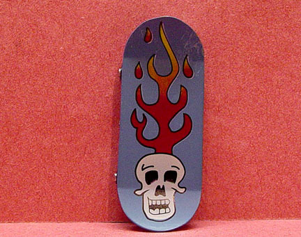Skateboard lighter