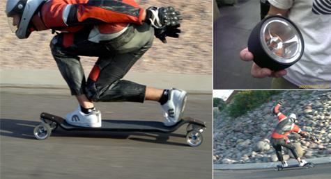 Genghis skate wheel