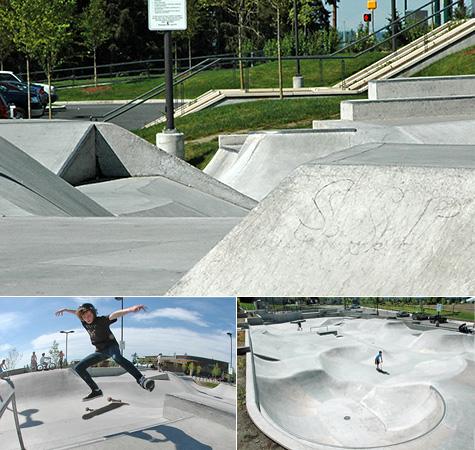Sammamish, Wa. skatepark