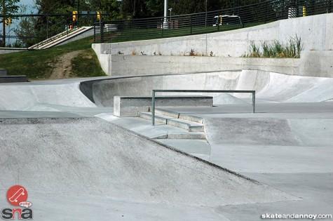 Sammamish, Washington skatepark