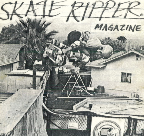 San Jose Skate Ripper #1