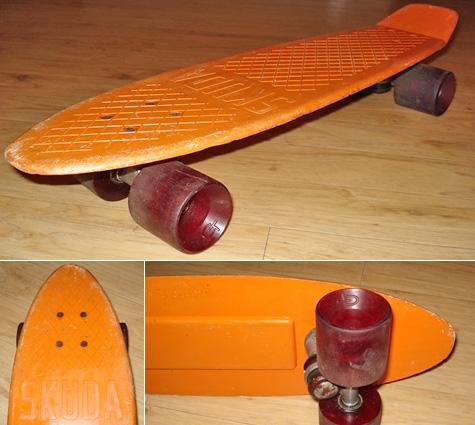 Skuda board