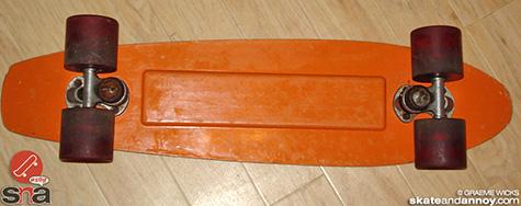 Vintage Skuda skateboard 7
