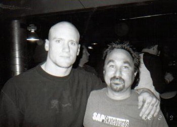 Tom Fain and Mike Vallely