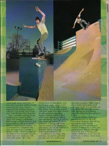 Tom Fain in Skatepark Magazine (4)