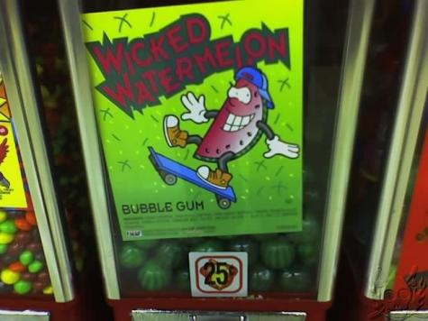 Wicked Watermellon gum