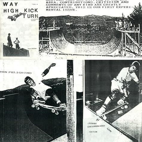 Way High Kick Turn #1