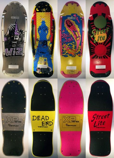 NOS Variflex Boards