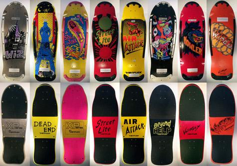 NOS Variflex Skateboards