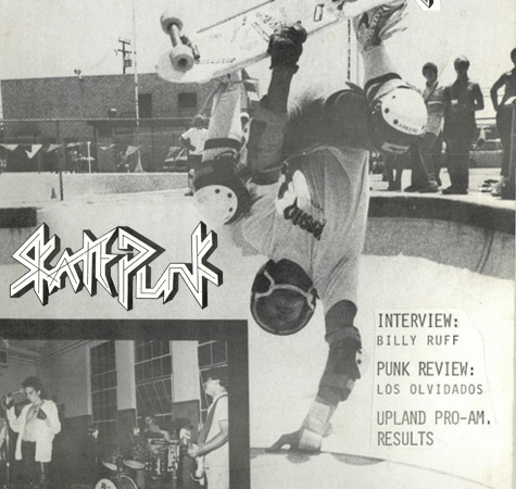 80s Zine Archives - Skatepunk #4