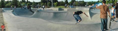 New Beaverton/Tualatin Hills skatepark addition