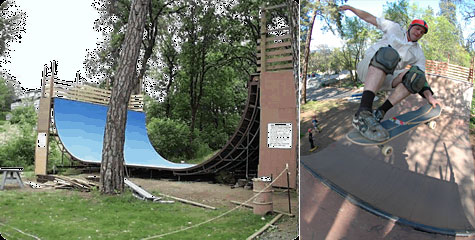 Hood river vert ramp for sale