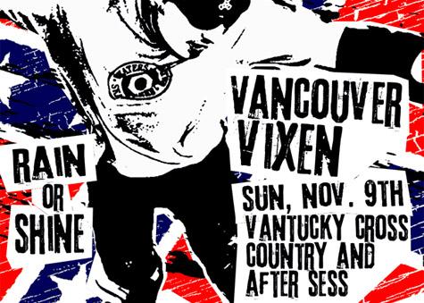 Vancouver Vixen race